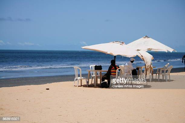 cooling off - gambia stock photos and pictures
