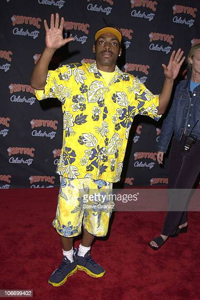 Coolio during N'SYNC And Jive Records Host A Record Release Party For Their New Album 'Celebrity' at Moomba in West Hollywood California United States