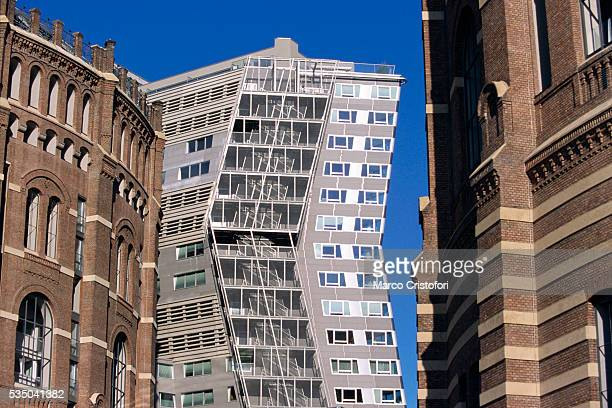 Coop Himmelblau Apartment Building