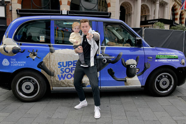 GBR: 'A Shaun The Sheep Movie: Farmageddon' Premiere