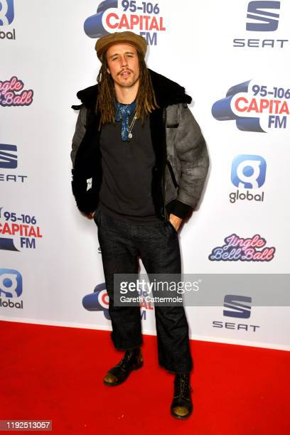 Cooper attends Capital's Jingle Bell Ball 2019 with SEAT at The O2 Arena on December 07 2019 in London England