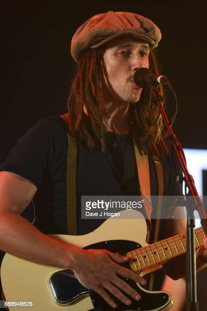 Cooper attends Day 1 of BBC Radio 1's Big Weekend 2017 at Burton Constable Hall on May 27 2017 in Hull United Kingdom