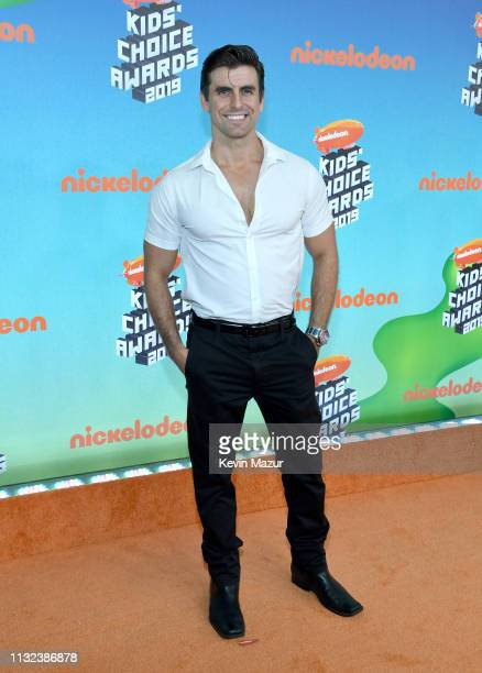 Cooper Barnes attends Nickelodeon's 2019 Kids' Choice Awards at Galen Center on March 23 2019 in Los Angeles California