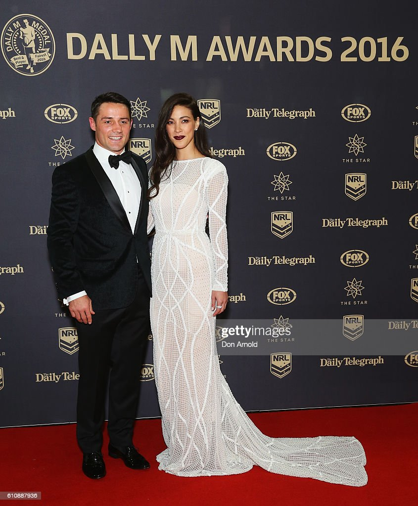 2016 Dally M Awards - Arrivals