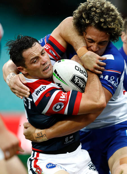 AUS: NRL Rd 14 - Roosters v Bulldogs