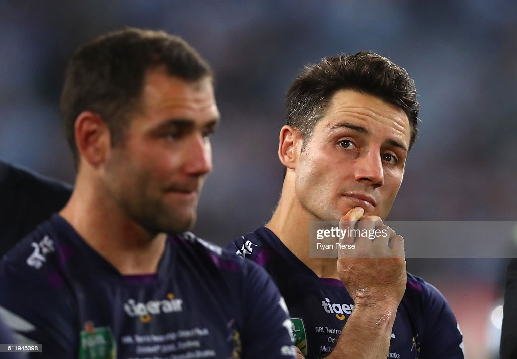 2016 NRL Grand Final - Sharks v Storm : News Photo