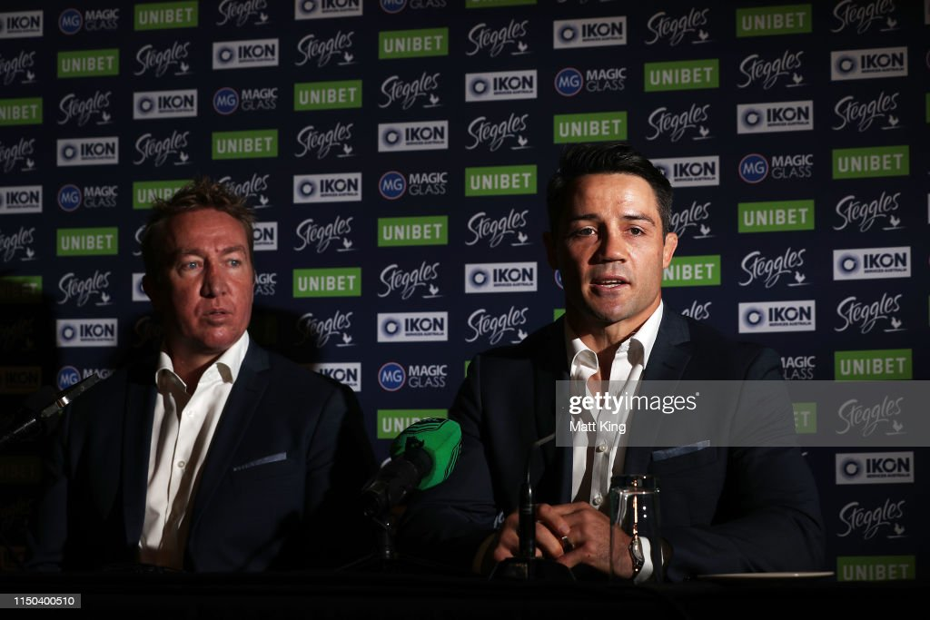 Sydney Roosters Press Conference : News Photo