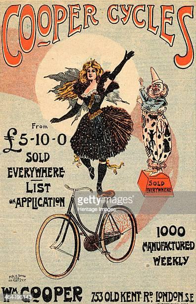Cooper Cycles, Wm. Cooper, London, c.1900.