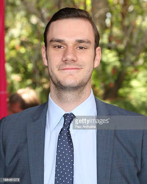 Cooper Hefner attends the 2013 Playmate Of The Year announcement at The Playboy Mansion on May 9 2013 in Beverly Hills California