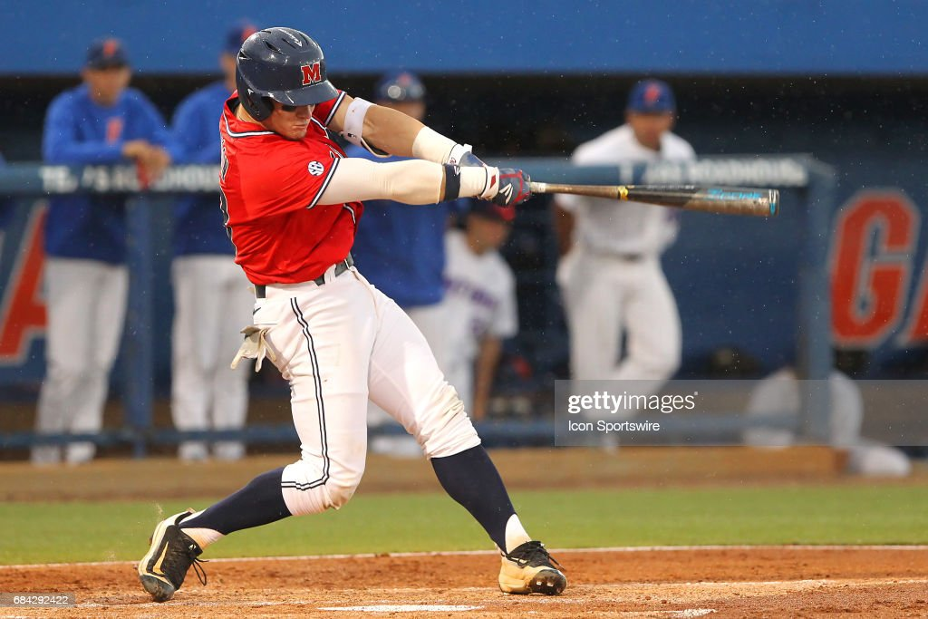 COLLEGE BASEBALL: MAY 05 Ole Miss at Florida Pictures | Getty Images