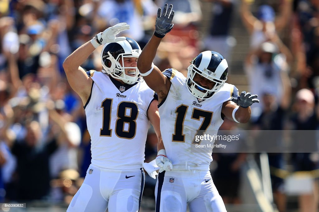 Indianapolis Colts vLos Angeles Ram : News Photo