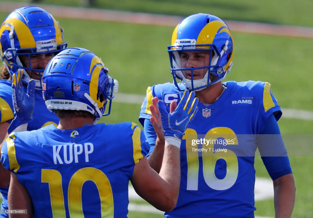 Los Angeles Rams v Buffalo Bills : News Photo