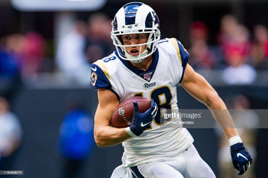 Los Angeles Rams vAtlanta Falcons : News Photo