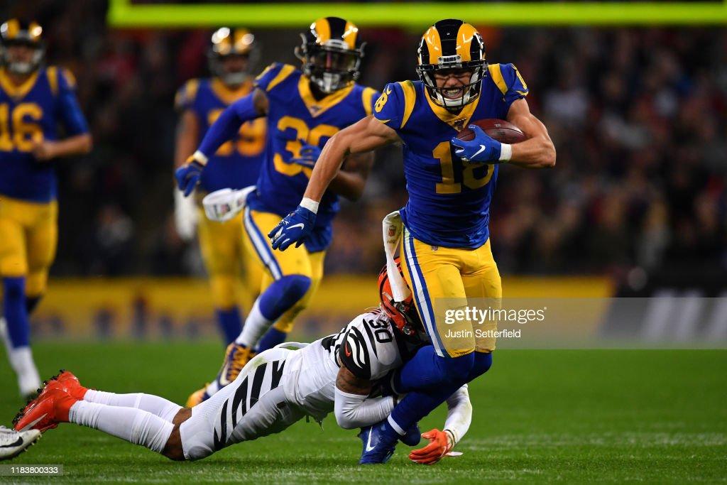 Cincinnati Bengals vLos Angeles Rams : News Photo