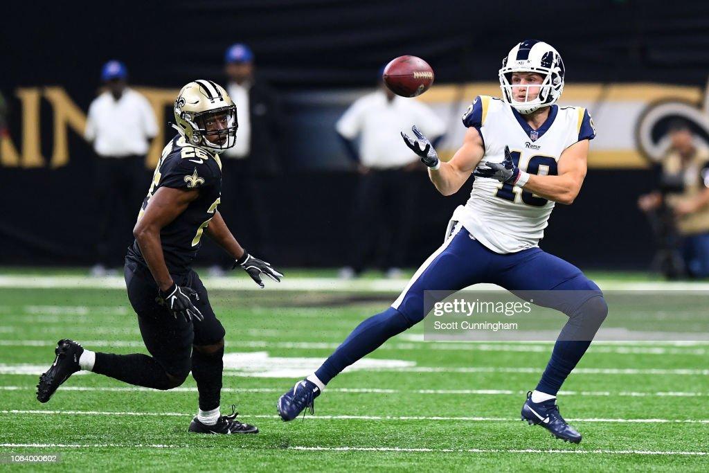 Los Angeles Rams v New Orleans Saints : News Photo