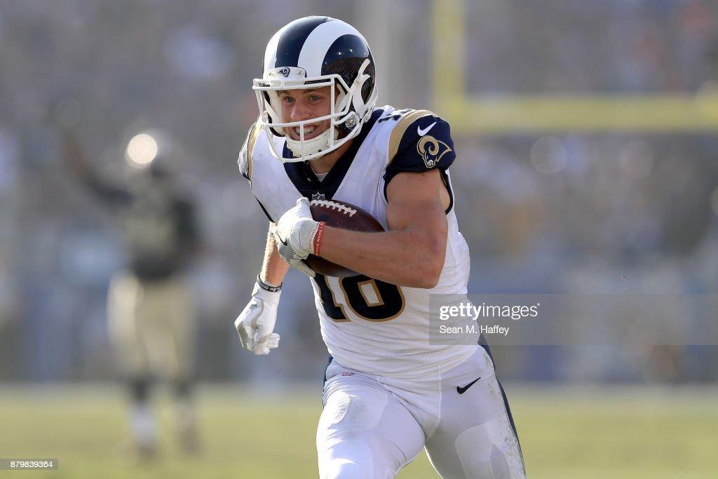 New Orleans Saints v Los Angeles Rams : News Photo