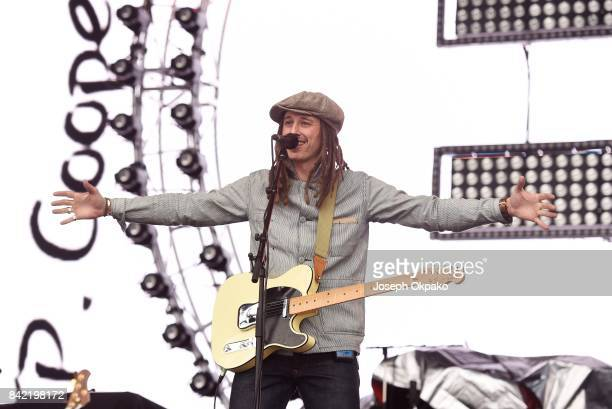 Cooper performs at Fusion Festival on September 3 2017 in Liverpool England
