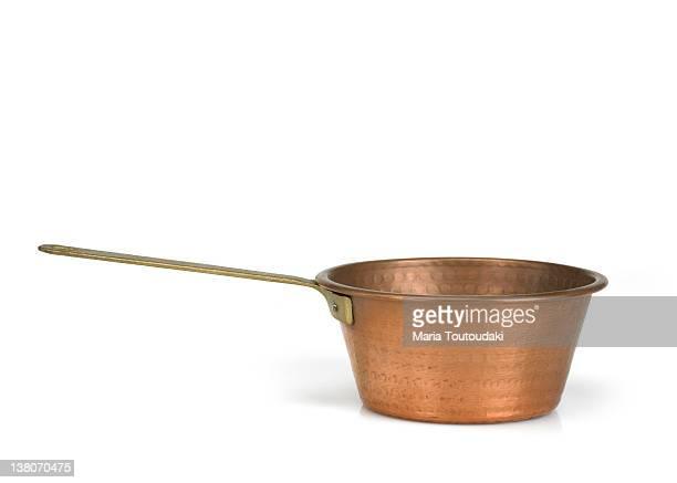Cooper saucepan