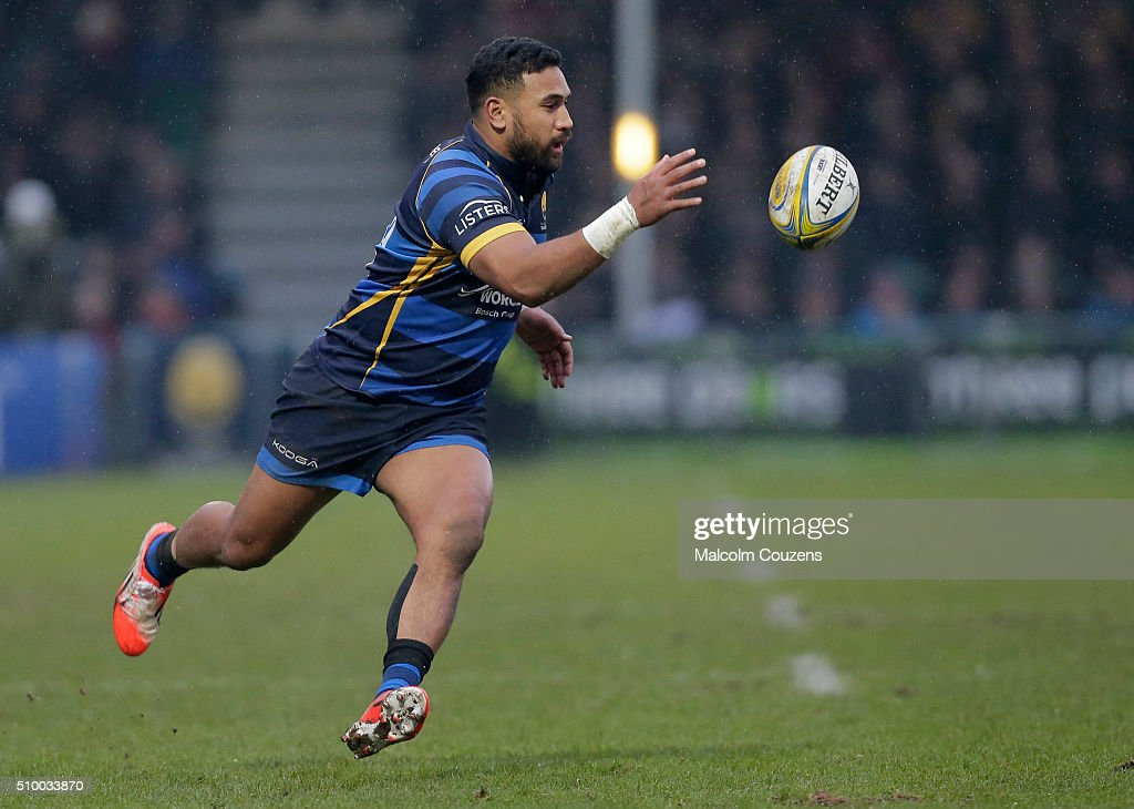 Worcester Warriors v Bath Rugby - Aviva Premiership : News Photo
