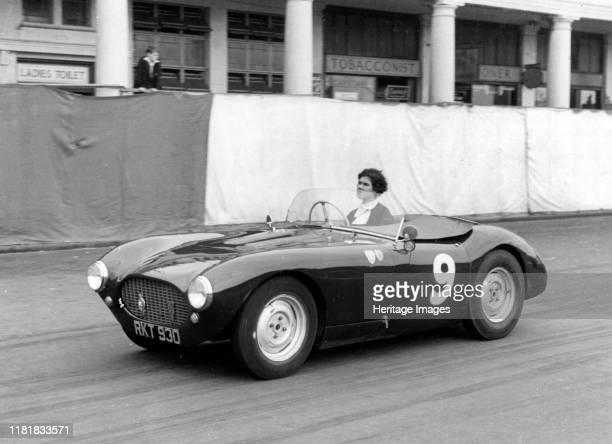 Cooper - Zephyr at 1955 Brighton speed trials. Creator: Unknown.