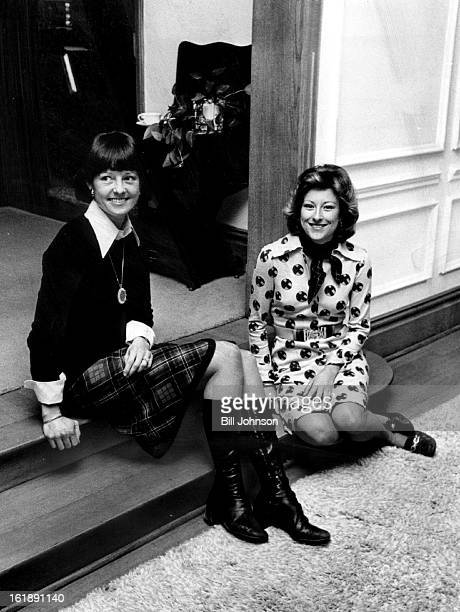 MAR 12 1976 MAR 29 1976 APR 4 1976 Coors Adolph IV Mrs Society Two of the committee chairmen for the springtime house tour for Historic Denver Inc...