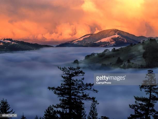 Cooskie Mountain dawn