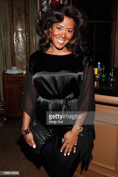 Coowner of Miss Jessie Miko Branch attends the Target salute to Miko Branch and Titi Branch to celebrate being named two of Ebony Magazine's Power...