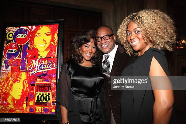 Coowner of Miss Jessie's Miko Branch Group Manager Strategic Partnerships Lifestyle Marketing at Target Greg Cunningham and Coowner of Miss Jessie's...