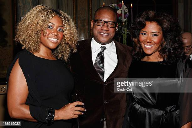 Coowner of Miss Jessie's Titi Branch Group Manager Strategic Partnerships Lifestyle Marketing at Target Greg Cunningham and coowner of Miss Jessie's...