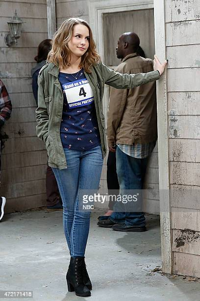 UNDATEABLE Cop Number Four Walks Into A Bar Episode 208 Pictured Bridgit Mendler as Candace