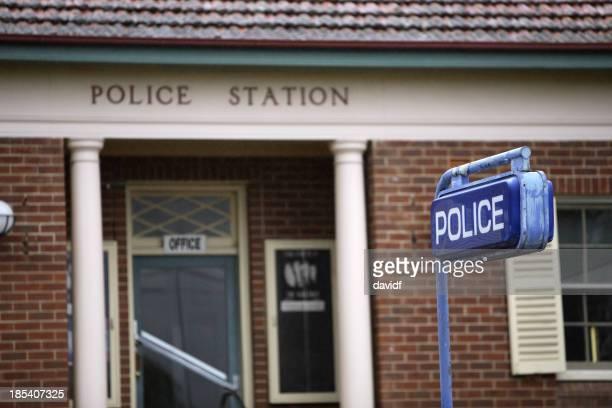 Cop Shop Sign