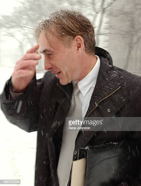 Jan 31Crackhead Police Officer Richard Staleyleaves 361 University Courthouse after attending to the charge improper use of position as an officer in...