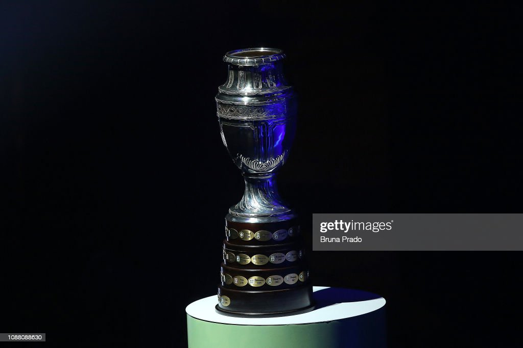 Copa America 2019 Official Draw : News Photo