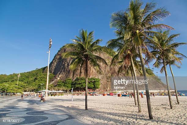 copacabana beach summer day - jock strap stock photos and pictures