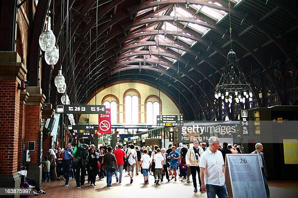 Copenhagen Central Station is the largest station in Denmark. It is the busiest station in Copenhagen which served by InterCity, regional trains and...