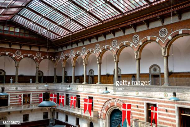 Copenhagen City Hall interior
