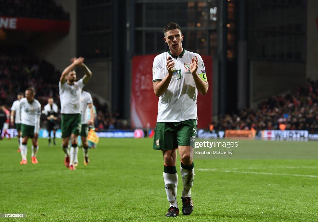Denmark v Republic of Ireland - FIFA 2018 World Cup Qualifier Play-off 1st Leg : News Photo