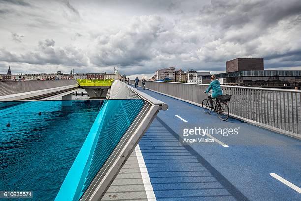 Copenhagen. Inderhavnsbroen