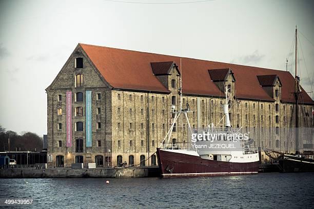Copenhagen, Noma, famous landmark of Copenhagen, Denmark.