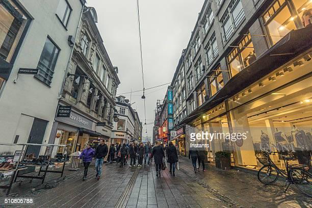 Copenhagen Nyhavn district