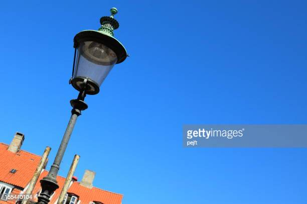Copenhagen, Nyhavn street lamp