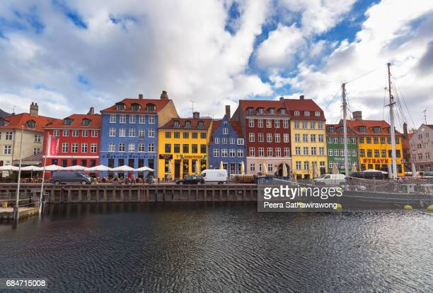Copenhagen old town city