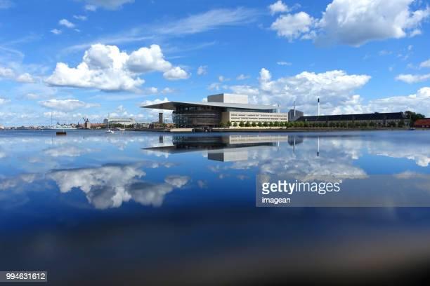 copenhagen opera - danish culture stock pictures, royalty-free photos & images