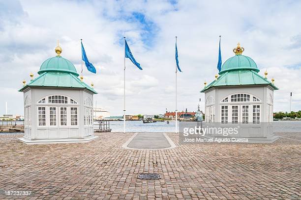 Copenhagen Port Royal Pavilions