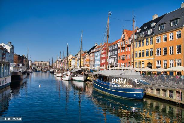 copenhagen - tourism - mauro tandoi stock pictures, royalty-free photos & images