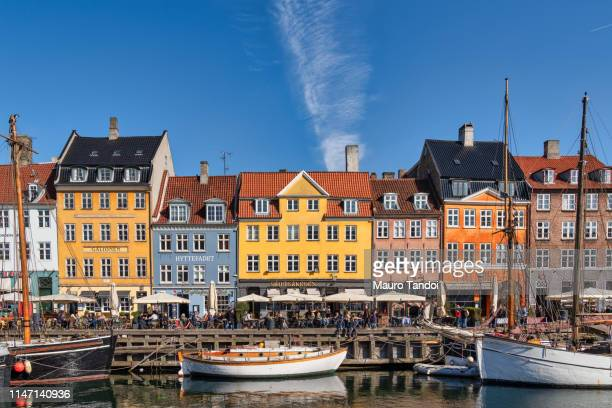 copenhagen - tourism - mauro tandoi stock photos and pictures
