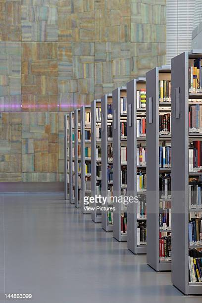 Copenhagen University Humanities Library, Njalsgade, Copenhagen, Amager, Denmark, Architect: Dissing & Weitling Copenhagen University Humanities...