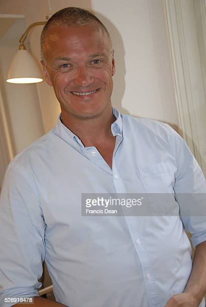 Copenhagen/Denmark/ 10 August 2015_ New boss Bo Schou Lauridsen General Managger North estern y��urope touristcheif holds Germany tourism briefing...