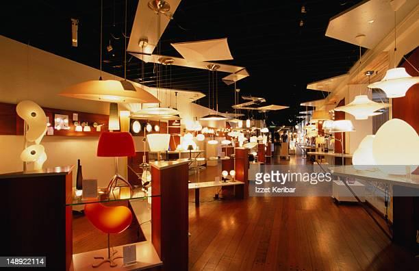 Copenhagen's famous 'Illums Bolighus', a shop for modern homewares.