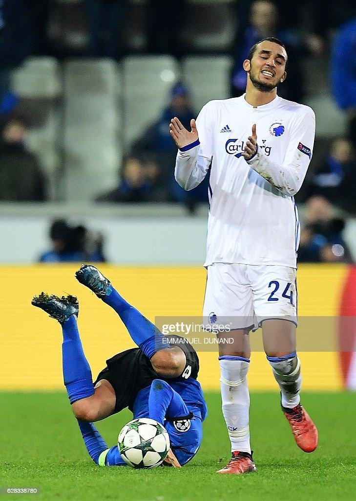 Club Brugge KV v FC Copenhagen - UEFA Champions League